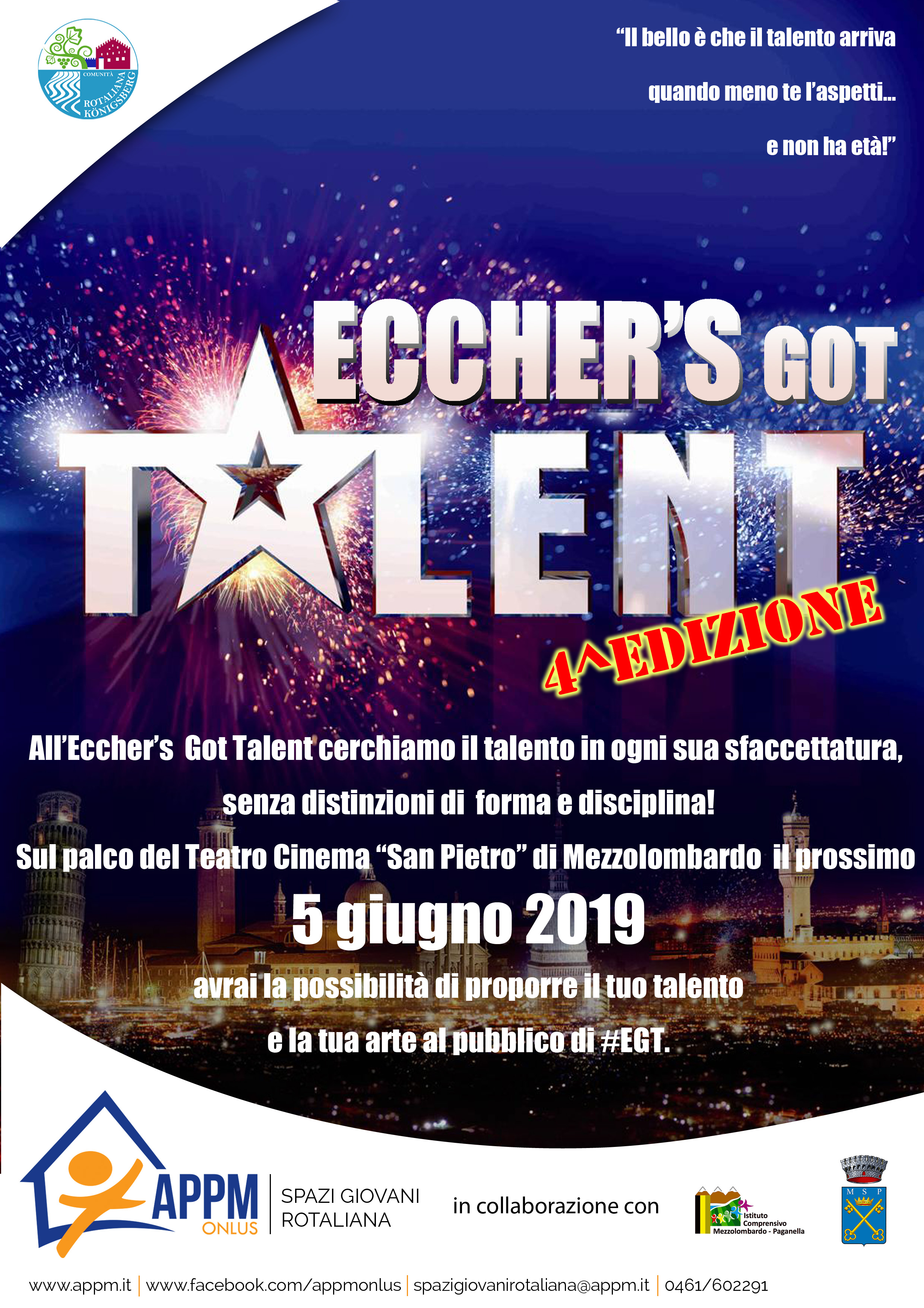 Eccher's Got Talent2019
